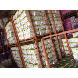 Preço do alho chinês