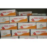 Big Fresh Sweet Red Organic Carrot Contains Ruddy Carrot Pulp , Long Shelf Life